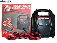 Зарядное устройство для автомобильного аккумулятора Milex PA-61260 6-12V 6A