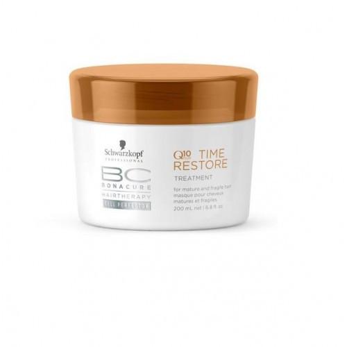 Маска для волос Q10 Schwarzkopf Professional ВС Bonacure Time Restore Q10 Plus Treatment 200 мл
