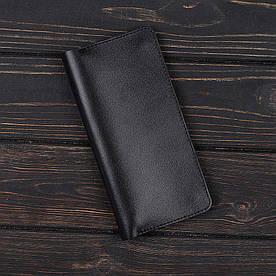 Портмоне v.2.0. Fisher Gifts STANDART черный (кожа)