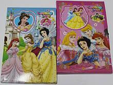 "Блокнот на замке 32K-1 (32K-001/006/007) ""Winx/Hello Kitty/Принц/Цветы/Сердца/Мишки/Бабочки"""