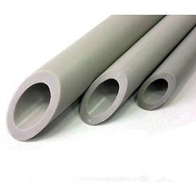 Труба полипропиленовая Rozma PN20 20х3.4 мм L-4 м (25 шт.упак.)