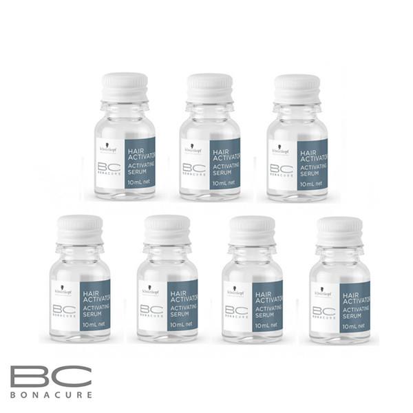 Сыворотка активирующая рост волос Schwarzkopf Professional Bonacure Hair Activator 7х10ml
