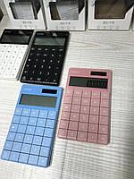 """Калькулятор """"EATES"""" Q-5 (12ти разрядный, 2 питания) 16,5*10см, фото 1"""