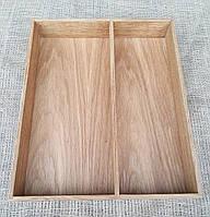 Лоток для столовых приборов из дуба LT102 300х500 (индивидуальные размеры)