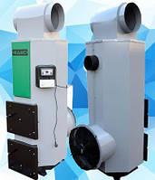 Твердотопливный теплогенератор АДЕС ТГ-70 кВт (воздушный котел), фото 1