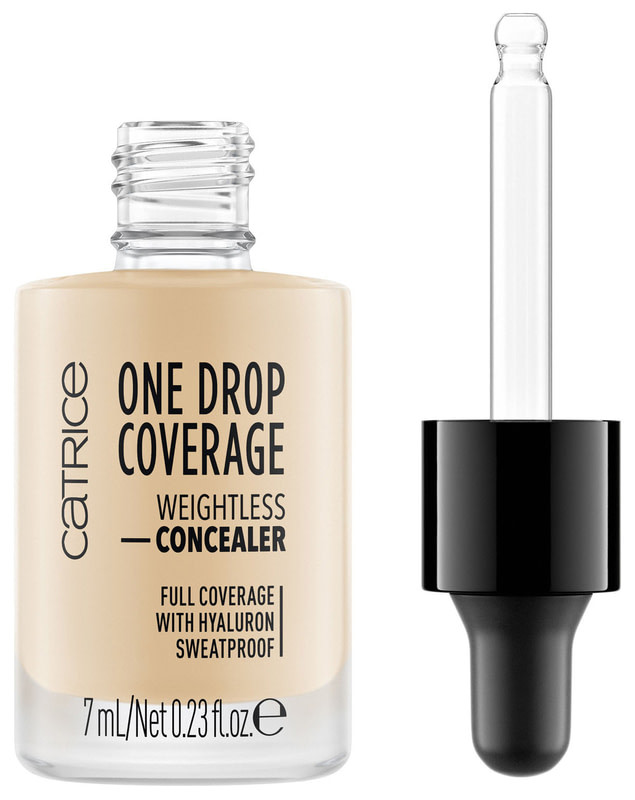 Консилер для лица Catrice One Drop Coverage Weightless Concealer - Light Natural