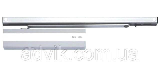 Доводчик G-U OTS 430 G (440 G) со скользящей тягой (белый)*