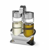 Набор для специй из 2 частей (уксус, оливковое масло)