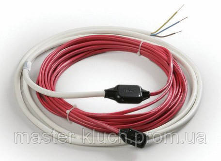 Нагревательный кабель 72м 1600Вт 20Вт/м TASSU16 Ensto для тёплого пола