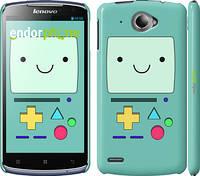 """Чехол на Lenovo S920 Adventure time. Beemo """"1209c-53"""""""