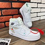 Кроссовки мужские Nike Air Jordan x OFF-White  00039 ⏩ [ 40.41.42.43 ], фото 4