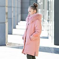 """Зимняя куртка для девочки """"Шарм"""", фото 1"""