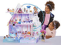 Дом ЛОЛ Зимний Особняк Шале L.O.L. Surprise Winter Disco Chalet Doll House with 95+ 562207, фото 1