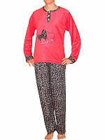 Пижама  женская флисовая ТМ Nicoletta GN8007