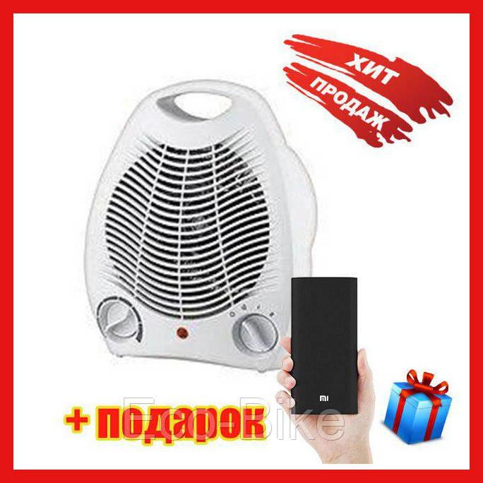 Обогреватель, тепловентилятор Domotec Heater MS 5901 дуйка 2000Вт