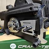 Електропила Craft-tec EKS-405 (2150 Вт) ручна натяжка ланцюга, фото 2