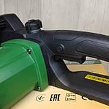 Електропила Craft-tec EKS-405 (2150 Вт) ручна натяжка ланцюга, фото 3