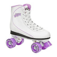 Роликовые коньки Roller Derby Roller Star 600 Women Milk/Lila р. 5 (36)