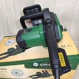 Електропила Craft-tec EKS-405 (2150 Вт) ручна натяжка ланцюга, фото 6