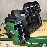 Електропила Craft-tec EKS-405 (2150 Вт) ручна натяжка ланцюга, фото 5