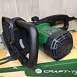 Електропила Craft-tec EKS-405 (2150 Вт) ручна натяжка ланцюга, фото 4