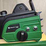 Електропила Craft-tec EKS-405 (2150 Вт) ручна натяжка ланцюга, фото 7