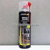 MOTIP Очиститель электроконтактов 500*мл