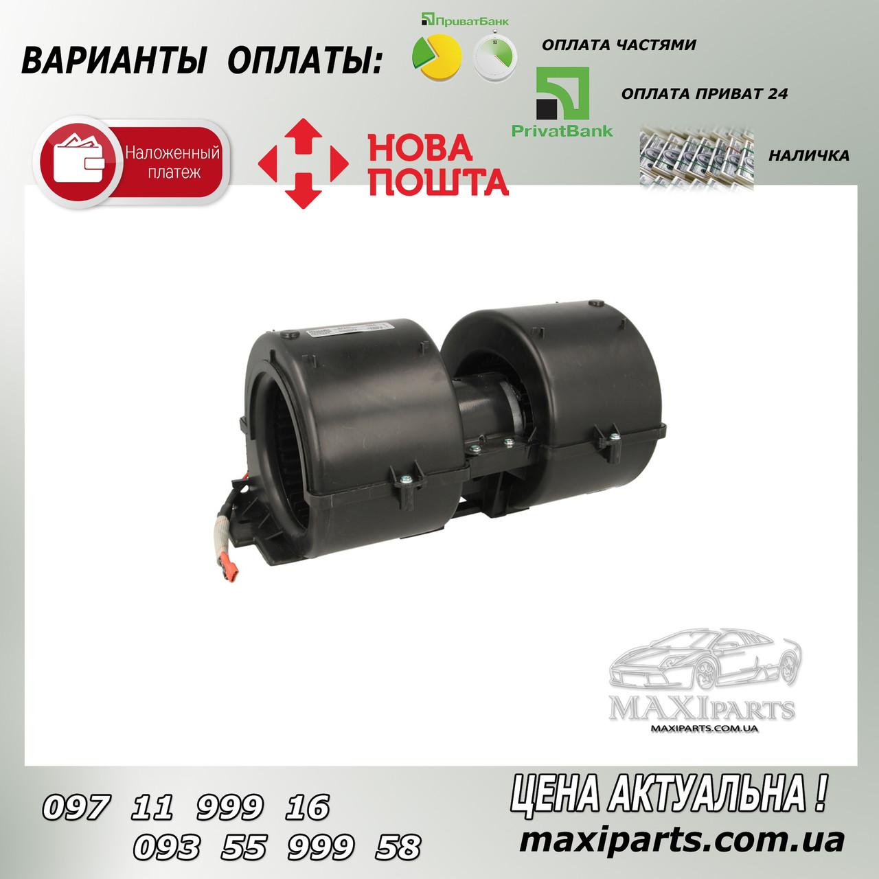 Вентилятор салона RVI - RENAULT PREMIUM (00-) 370 DCI/11 nissens 87140