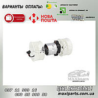 Вентилятор салона MERCEDES ACTROS MP2/MP3 (02-) OM 541.975/40 nissens 87400