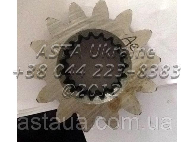 Зубчатое колесо привода Е300.38С.183 14/19 зубов на YTO 504