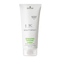 Успокаивающий шампунь Schwarzkopf Bonacure Scalp Therapy Sensitive Soothe Shampoo 200 мл