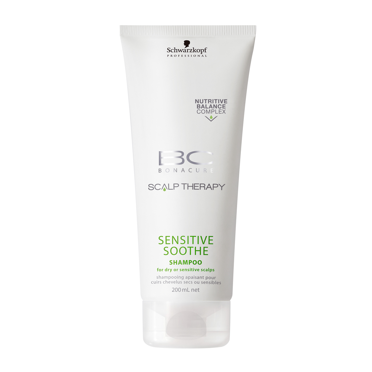 Успокаивающий шампунь Schwarzkopf Bonacure Scalp Therapy Sensitive Soothe Shampoo 200 мл