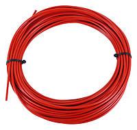 Кожух троса переключения Baradine Ф 4 mm х 1 м красный