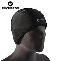 Зимний подшлемник Rockbros Ветро-влагозащита + флис
