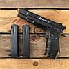Стартовый пистолет Blow C-75 + 50 патронов Ozkursan 9 мм (черный), фото 2