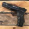 Стартовый пистолет Blow C-75 + 50 патронов Ozkursan 9 мм (черный), фото 3