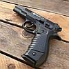 Стартовый пистолет Blow C-75 + 50 патронов Ozkursan 9 мм (черный), фото 4