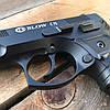 Стартовый пистолет Blow C-75 + 50 патронов Ozkursan 9 мм (черный), фото 5