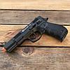 Стартовый пистолет Blow C-75 + 50 патронов Ozkursan 9 мм (черный), фото 6