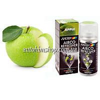 MOTIP Очиститель кондиционера Airco антибактериальный рециркуляционный с ароматом яблока 150*мл