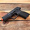 Стартовый пистолет Blow TR 91402 MBP + 1 магазин 9 мм (черный), фото 4