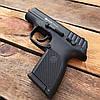 Стартовый пистолет Blow TR 91402 MBP + 1 магазин 9 мм (черный), фото 3
