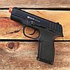 Стартовый пистолет Blow TR 91402 MBP + 1 магазин 9 мм (черный), фото 2