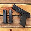 Стартовый пистолет Blow TR 91402 + 50 патронов Ozkursan 9 мм (черный), фото 2