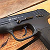 Стартовый пистолет Blow TR 91402 + 50 патронов Ozkursan 9 мм (черный), фото 6
