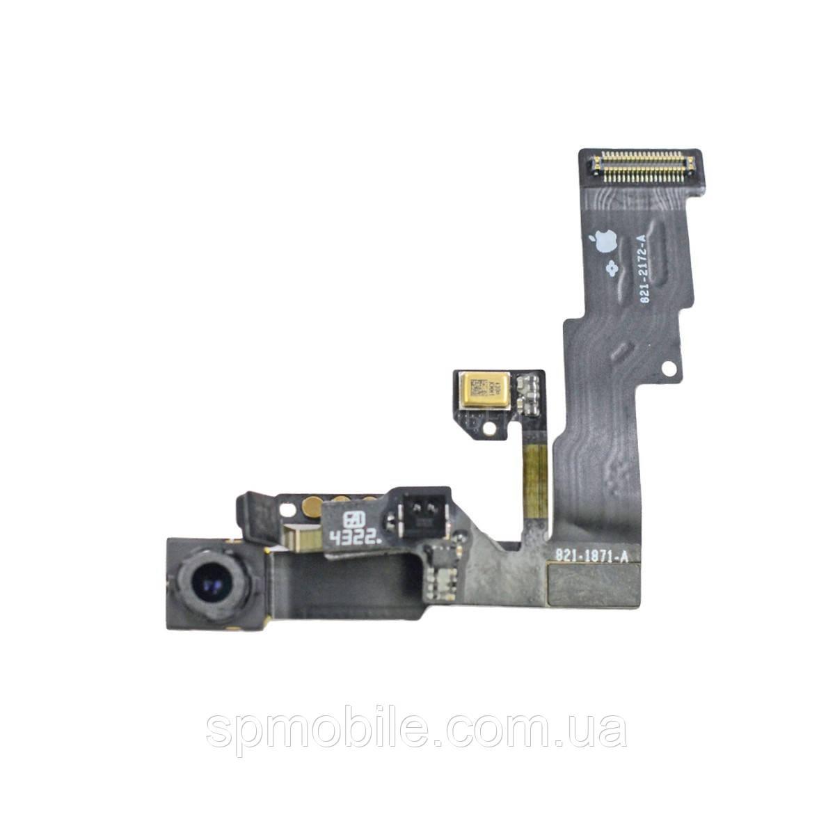 "Шлейф Apple iPhone 6 (4,7"") (+Sensor. Mic. Front. camera) Original"