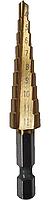 Сверло ступенчатое по металлу 4-12 Step Drill 9 ступеней