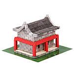 Керамический конструктор Китайский Домик, фото 2