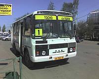 Проводка ПАЗ 4234 (ГОСТ)