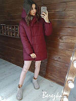 Зимняя курточка-зефирка